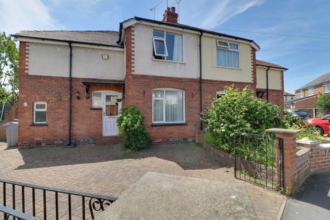 3 bedroom semi-detached house for sale - Second Avenue, Sandbach, CW11 4NY