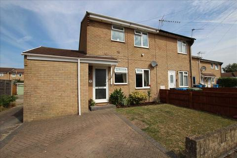 3 bedroom end of terrace house for sale - Slepe Crescent, Poole