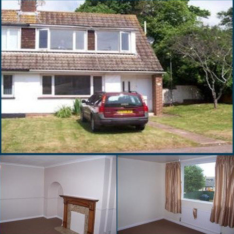 3 bedroom semi-detached house to rent - Withycombe Village Road EX8