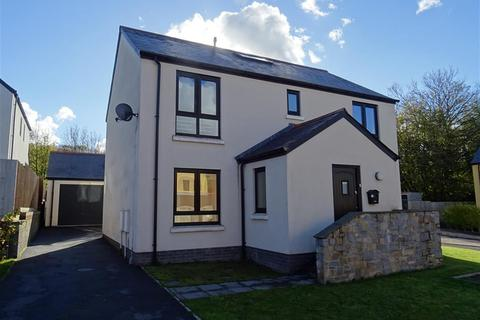 4 bedroom detached house to rent - Duffryn Oaks Drive, Pencoed, Bridgend, CF35 6LZ