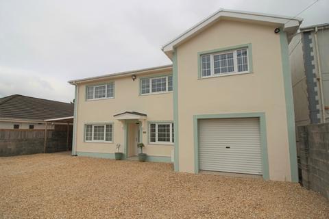 5 bedroom detached house for sale - Glebe Road, Loughor, Swansea, SA4 6SR