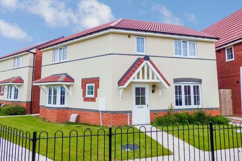 3 bedroom detached house for sale - Richardson Way, Consett, Durham, DH8 5YF