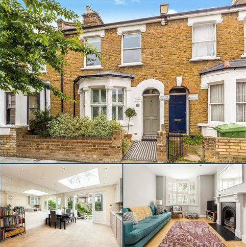 4 bedroom house for sale - Goodrich Road, East Dulwich, London, SE22