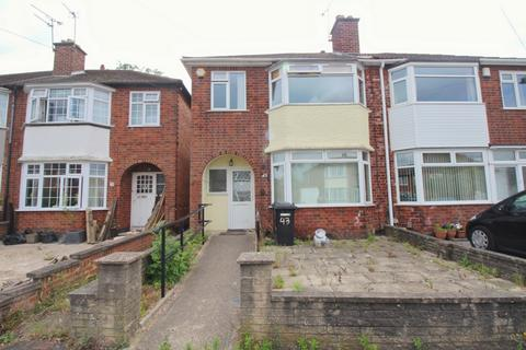3 bedroom semi-detached house for sale - Holmfield Avenue, Leicester, LE2
