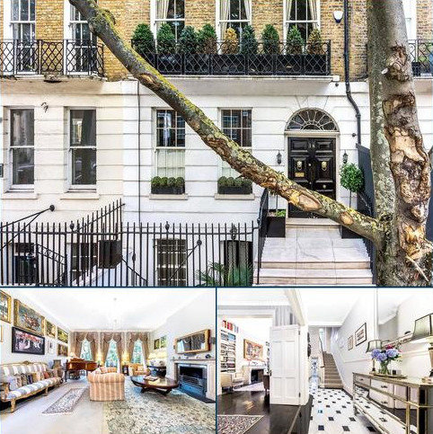 5 bedroom terraced house for sale - John Street, London, WC1N