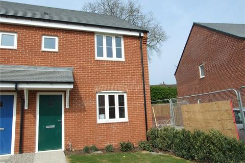 3 bedroom semi-detached house for sale - Mill Farm Drive, Tibshelf