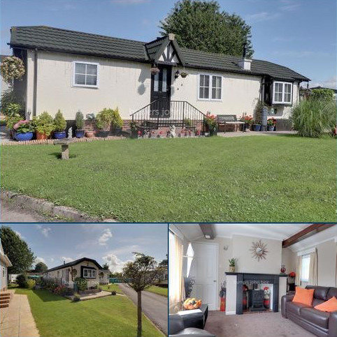 2 bedroom bungalow for sale - Home Farm Park, Church Minshull
