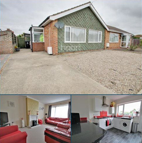 2 bedroom bungalow for sale - Heather Close, Great Clacton