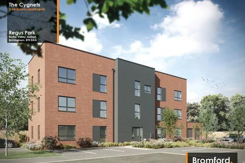 2 bedroom apartment for sale - The Cygnets, Regus Park, Blythe Valley, Solihull, West Midlands, B90