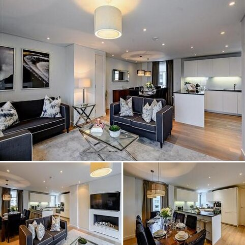4 bedroom flat to rent - Merchant Square W2