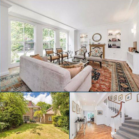 6 bedroom house to rent - Grove End Road, St John's Wood, London, NW8