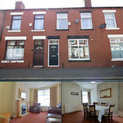 3 bedroom terraced house to rent - Chinley Avenue, Moston, Manchester, M40
