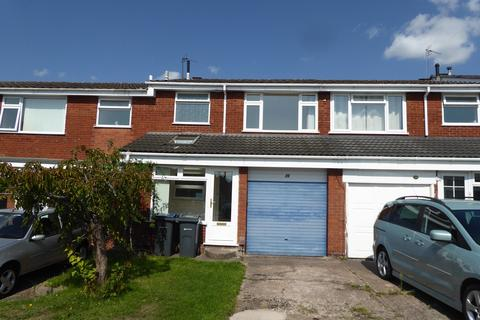 3 bedroom terraced house to rent - Crookham Close, Harborne, Birmingham, B17 8RR