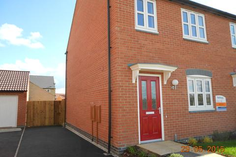 3 bedroom end of terrace house to rent - Goodwood Road, Barleythorpe/Oakham LE15