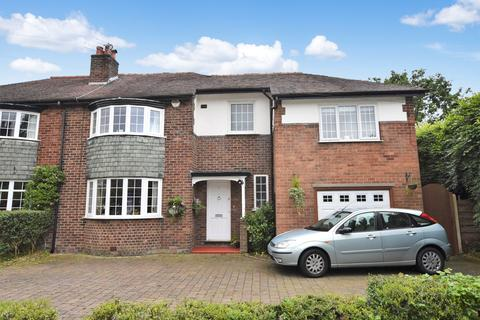 4 bedroom semi-detached house for sale - The Drive, Hale Barns