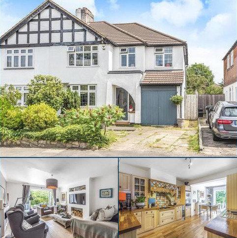 5 bedroom semi-detached house for sale - Brookmead Avenue, Petts Wood