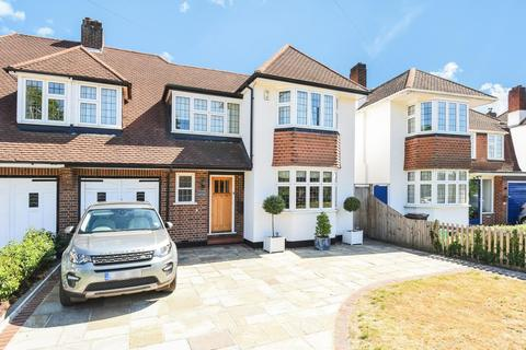 4 bedroom semi-detached house for sale - Bourne Way, Hayes