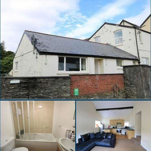 2 bedroom semi-detached bungalow for sale - Ground floor bungalow (known as Flat 5), 17 - 19 Penrallt Street, Machynlleth SY20