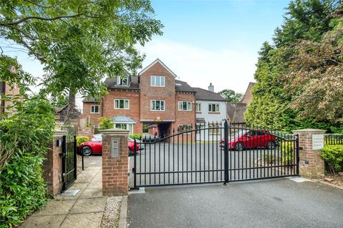 3 bedroom apartment for sale - Seymour House, 60 Manor Road, Solihull, West Midlands, B91