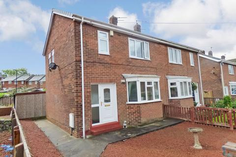 3 bedroom semi-detached house for sale - Hornsey Crescent, Easington Lane, Houghton Le Spring, Tyne and Wear, DH5 0HH