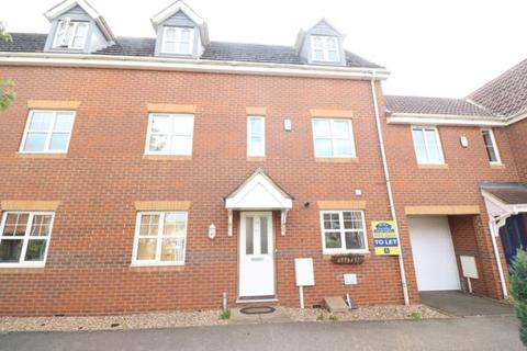 3 bedroom townhouse to rent - Chapel Close, Rushden, NN10 0FH