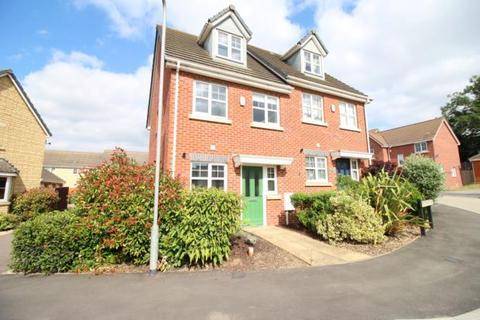 3 bedroom semi-detached house to rent - Parsonage Way, Rushden, NN10 0GQ