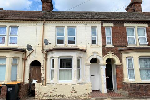 3 bedroom terraced house to rent - Ombersley Road, Bedford, Bedfordshire, MK42
