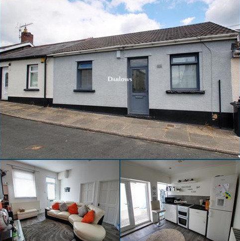 2 bedroom bungalow for sale - Alphonso Street, Merthyr Tydfil