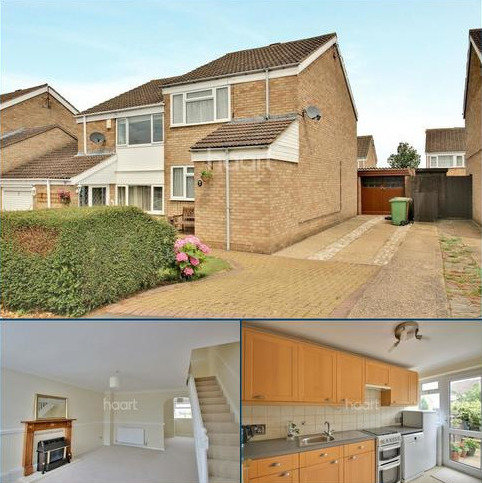 3 bedroom semi-detached house for sale - Wantage Road, Irchester