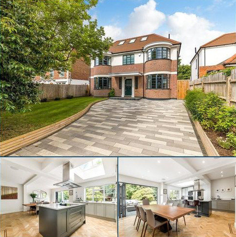 5 bedroom detached house for sale - Ailsa Road, Twickenham, TW1