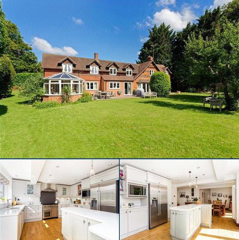5 bedroom detached house for sale - Skippetts Lane West, Basingstoke, Hampshire, RG21