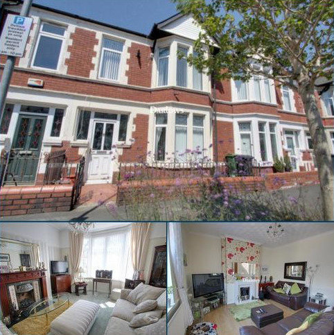 3 bedroom terraced house for sale - Bargoed Street, Cardiff