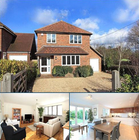 4 bedroom detached house for sale - South Road, Wivelsfield Green, East Sussex, RH17