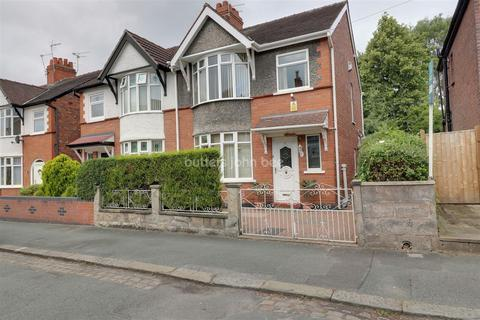 3 bedroom semi-detached house for sale - Hungerford Terrace, Crewe