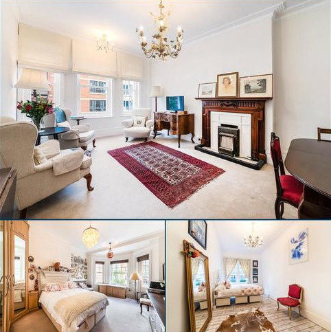 4 bedroom flat for sale - Priory Mansions, 90 Drayton Gardens, London, SW10
