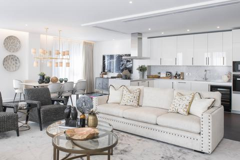 3 bedroom apartment to rent - Thornes House, The Residence, Nine Elms SW11