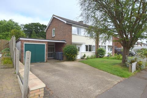 3 bedroom semi-detached house for sale - Quantock Close, Rushmere St Andrew, IP5 1AS
