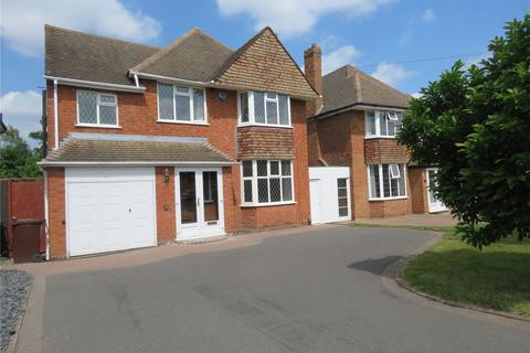 4 bedroom detached house to rent - Buryfield Road, Solihull, West Midlands, B91