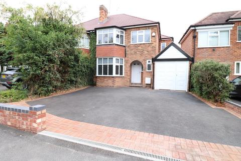 4 bedroom semi-detached house to rent - Ladbrook Road, Solihull