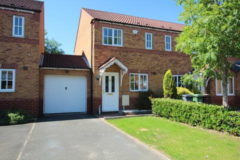 2 bedroom end of terrace house for sale - Ashley Way, Balsall Common, Coventry