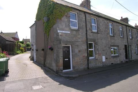 3 bedroom end of terrace house to rent - Mount Terrace, Rothbury