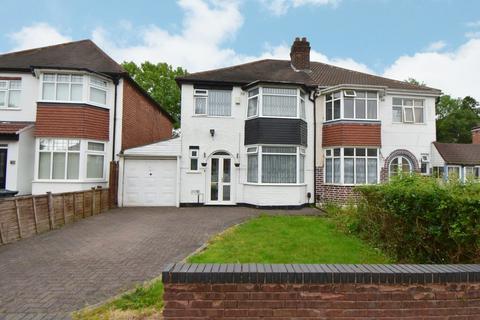 3 bedroom semi-detached house for sale - Bibury Road, Hall Green