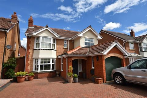 4 bedroom detached house for sale - Hartwell Close, Solihull