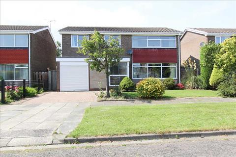 5 bedroom detached house for sale - Windburgh Drive, Southfield Lea, Cramlington