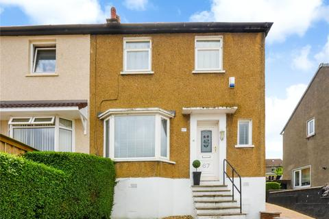 2 bedroom semi-detached house for sale - 67 Orcades Drive, Simshill, Glasgow, G44
