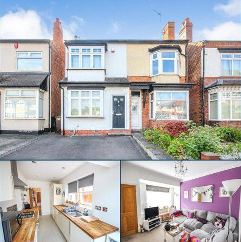 3 bedroom semi-detached house for sale - Olton Road, Shirley, Solihull, West Midlands, B90