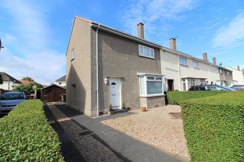 3 bedroom end of terrace house for sale - Orangefield Drive, Prestwick, KA9