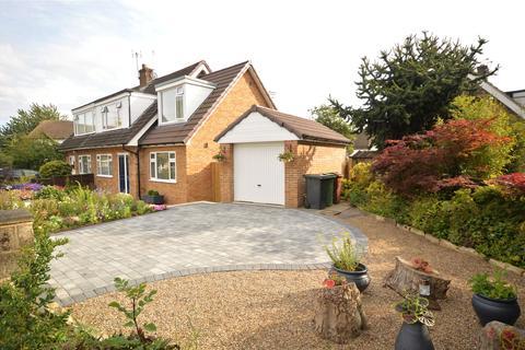 3 bedroom semi-detached house for sale - Oliver Hill, Horsforth, Leeds, West Yorkshire