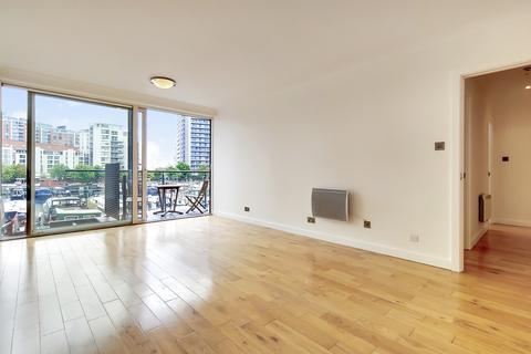 2 bedroom apartment to rent - Boardwalk Place, Poplar Dock Marina, E14