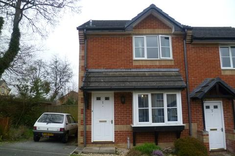 2 bedroom end of terrace house to rent - Badgers Way, Bovey Tracey